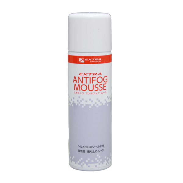 Anti-fog-mousse